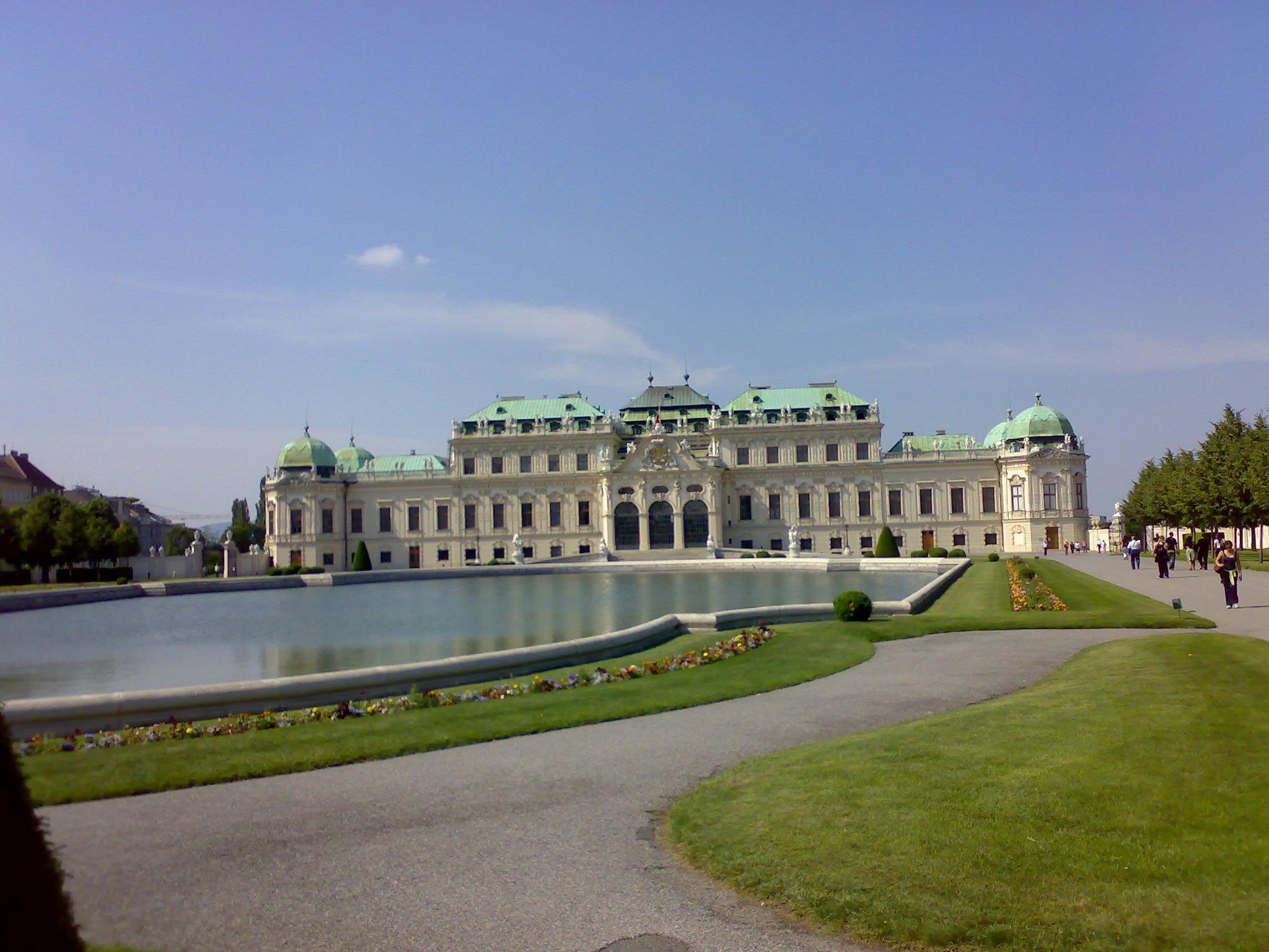 Obere Belvedere - Wien